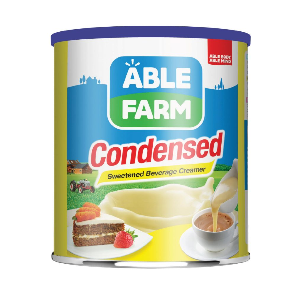 Able Farm Condensed Sweetened Beverage Creamer