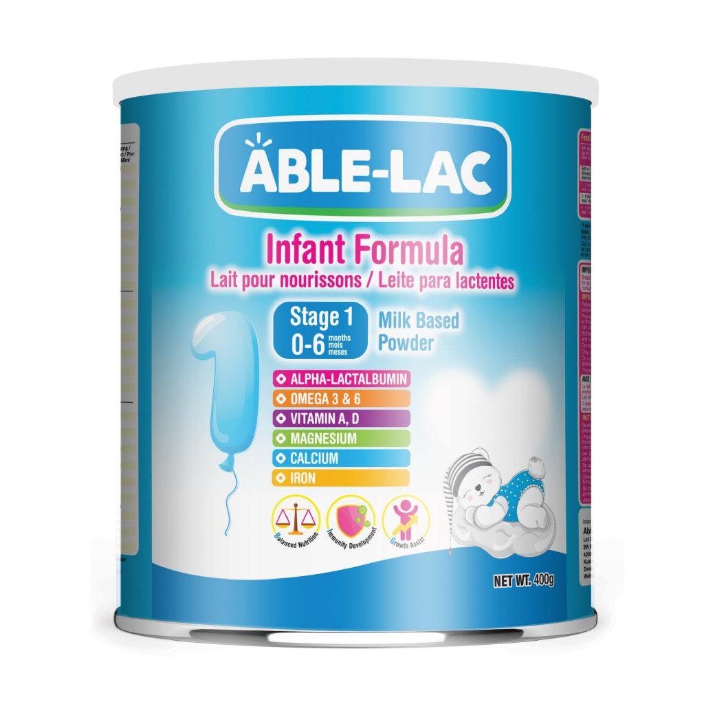 Able-Lac Infant Formula
