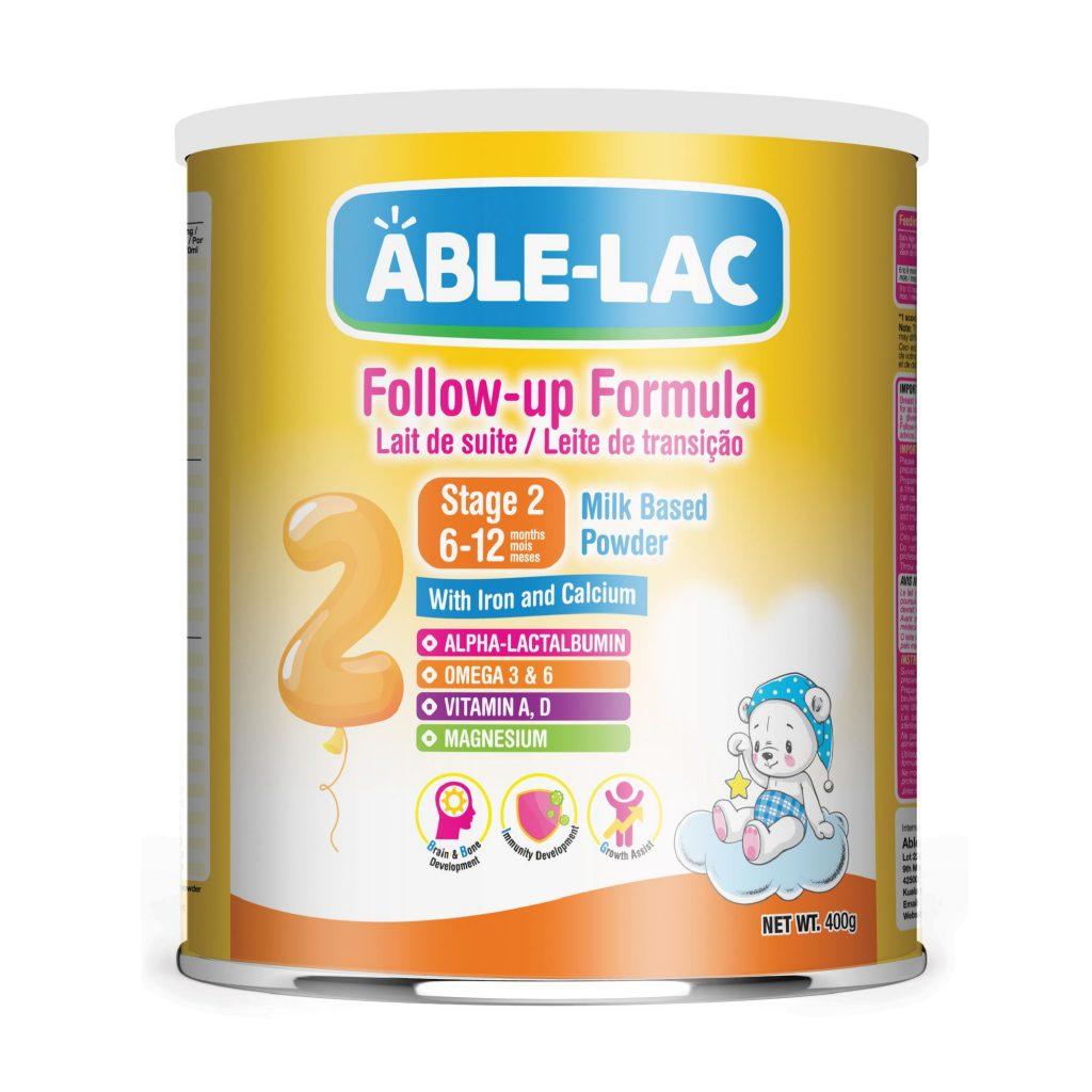 Able-Lac Follow-up Formula