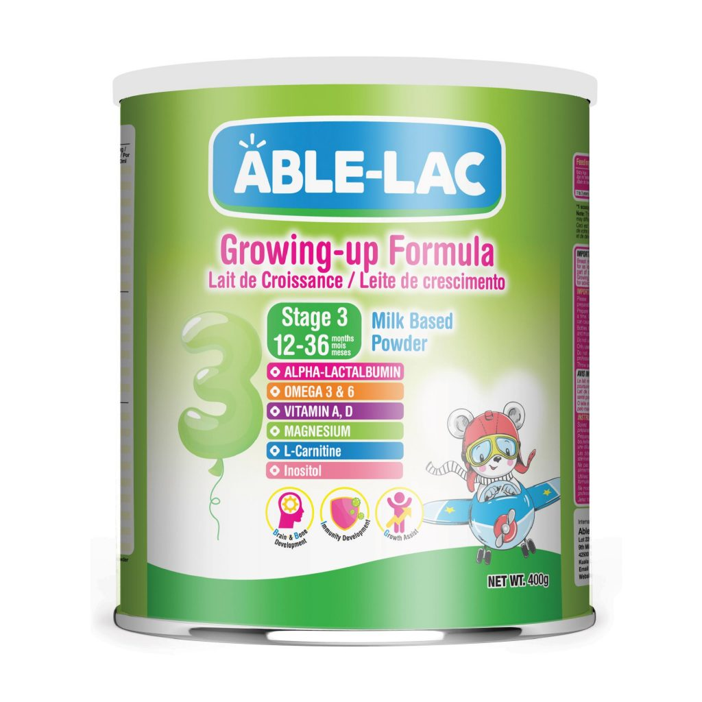 Able-Lac Growing-up Formula