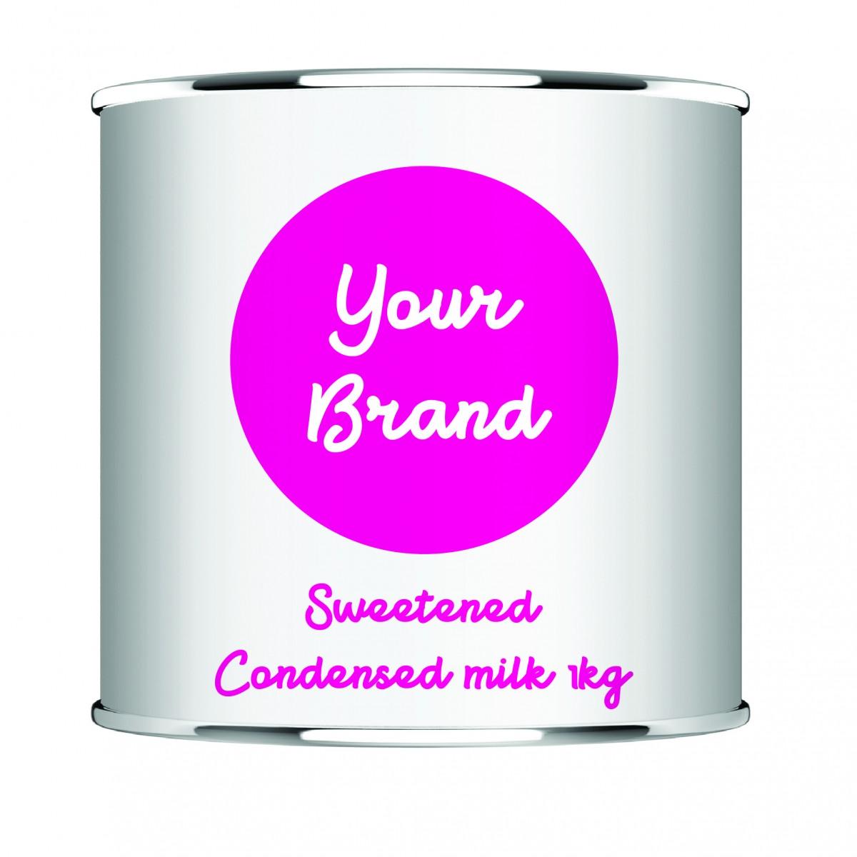 Private Label - Sweetened Condensed Milk