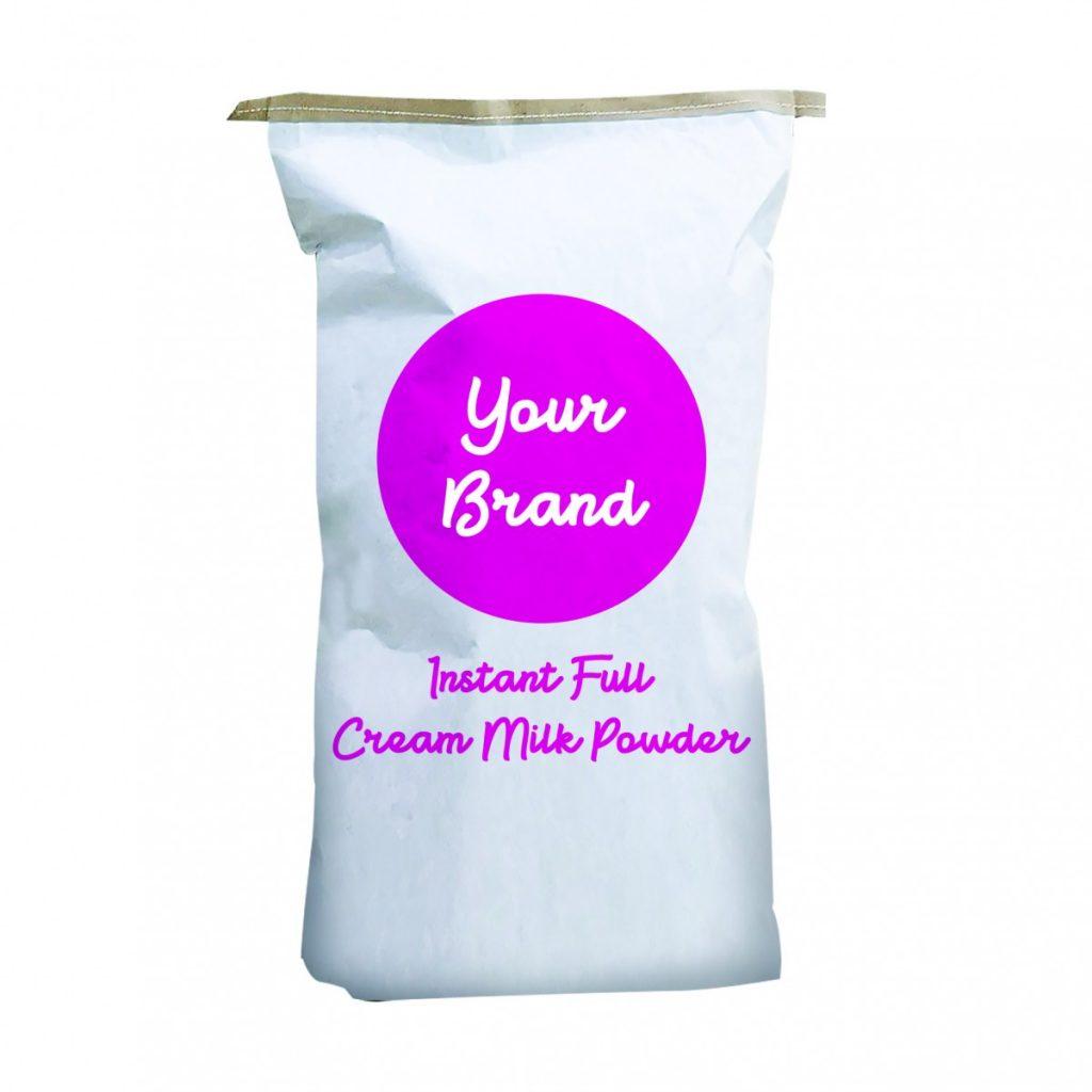 Private Label - Instant Full Cream Milk Powder